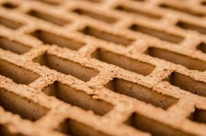 cegły - budowa